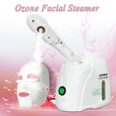 💗 Professional Ozone Facial Steamer Face Sprayer Salon Beauty Skin Care 💗