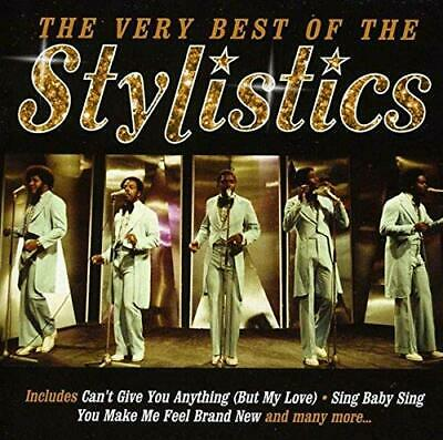 The Stylistics - The Very Best Of - The Stylistics CD XSVG The Cheap Fast Free