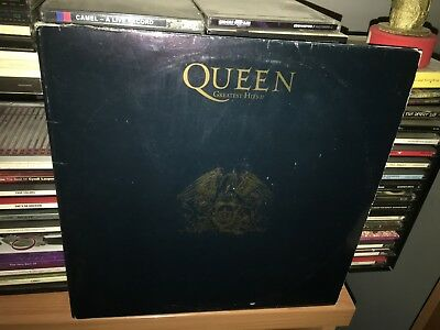 Queen Greatest Hits Ii Double Lp Parlophone 1° Stampa 1991 Made Italy
