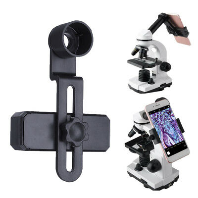 Microscope Lens Adapter Microscope Smartphone Camera Adaptor