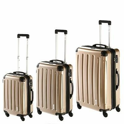 Invida Hartschalen-Trolley, Valise, 4-rollen, or, Tsa Fermeture