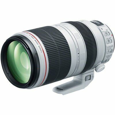 Canon EF 100-400mm f/4.5-5.6 L IS II USM Teleobjetivo 100-400 f4,5-5,6 Mark 2