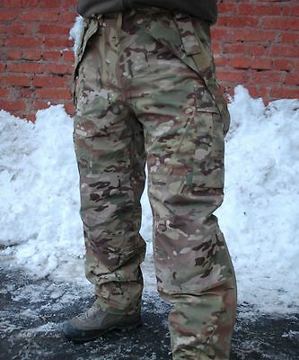 "Rus Army Pants ""SHELL"" membrane GSG-6 multicam by GARSING"