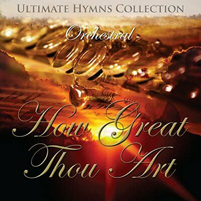 Various - Ultimate Hymns Collection: How Great Thou Art CD - Various CD FGVG The