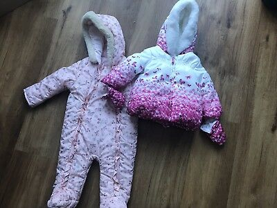 Baby Girl 6-9 Month Bundle