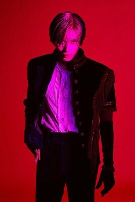 Shinee Taemin-[Want] 2nd Mini Album Random Ver CD,Booklet,Card,Stand eldo