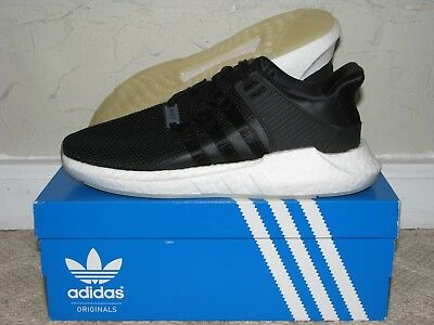 best website bbf40 a9614 adidas EQT Support 9317 Core Black  White Mens Size 10 DS NEW!