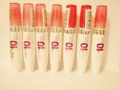 Maybelline Super Stay 10Hr Stain Lip Gloss-Choose 1