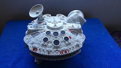 2001 Hasbro LFL Millennium falcon for parts