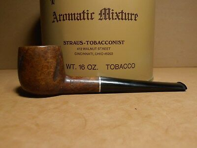 Vintage Imported Briar Lion Rampant estate tobacco pipe
