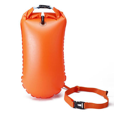 1 Pc Swim Buoy Safety Ultralight Swiming Bag for Snorkelers Triathletes Swimmers