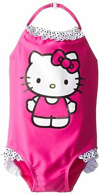 Hello Kitty Girls Bikini Pink Set Toddlers & Kids Sizes Girls 6501