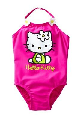 Hello Kitty Girls Bikini Pink Set One Piece Kids Sizes Girls 6503
