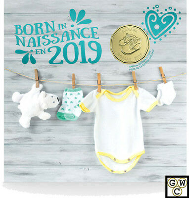 2019 Baby Gift Set of Coins (18673)