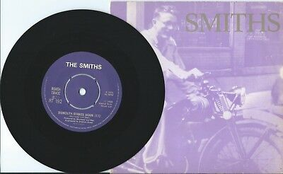The Smiths Big Mouth Strikes Again Mpo Pressing 1986 Rough Trade Morrissey Rt192