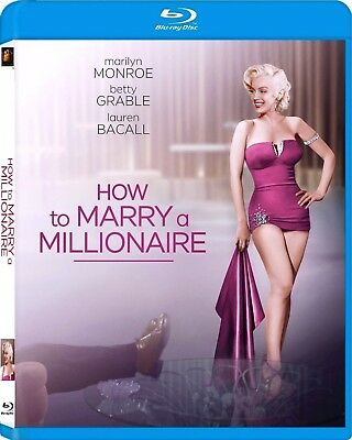 -NEW- How to Marry a Millionaire - 1953 (Blu Ray)