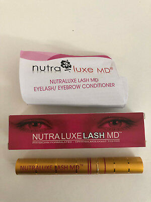 Nutraluxe Nutra Luxe Lash Md Eyelash Conditioner, 4.5 Ml (Exp 07/2020)
