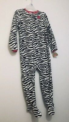 2e5a9e5fc8be CARTER S TODDLER GIRL 4T Footed Pajamas penguin Blanket Sleeper RED ...