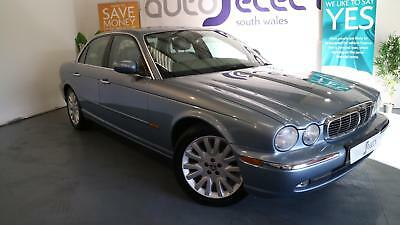 2004 Jaguar Xj V6 Se, Automatic, 18 Inch Alloy Wheels, Full Leather Seats, Elect