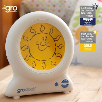 Original Groclock Childrens Sleep Training Clock With Book
