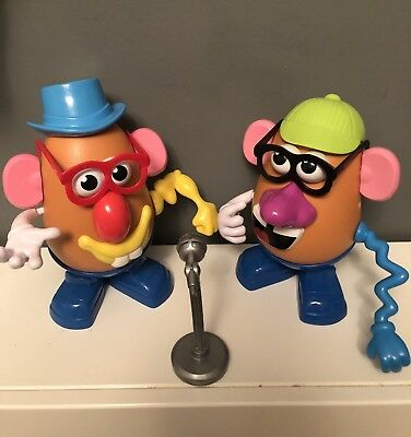 Mr Potato Head Bundle Two Characters 40 Accessories And Carry Case Toy Story