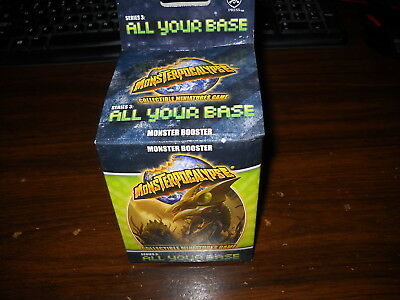 Monsterpocalypse: Series 3: All Your Base: Monster Booster: NIB