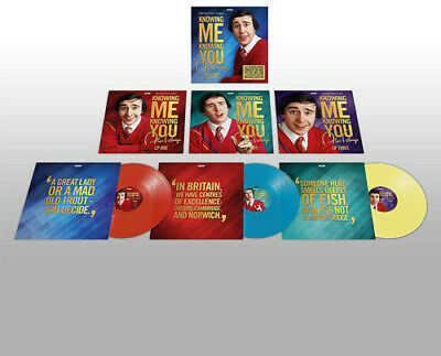 Alan Partridge - Knowing Me Knowing You: The Complete Radio Series [New Vinyl] C