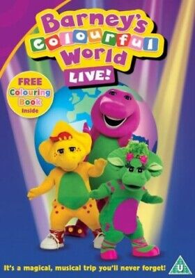 Barney - Barney - Colourful World - Live [DVD] - DVD  BUVG The Cheap Fast Free
