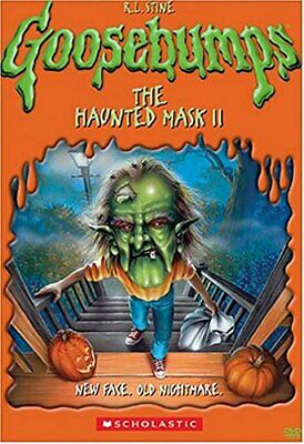 Goosebumps: Haunted Mask 2 [DVD] [Region 1] [US Import] [NTSC] - DVD  E4VG The