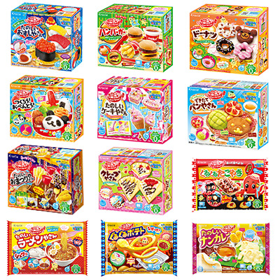 Kracie Popin' Cookin' DIY Candy Happy kitchen Japan Import 2019 NEW