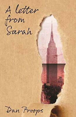 A Letter From Sarah by Dan Proops Book The Cheap Fast Free Post