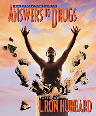 Answers to Drugs (Scientology Handbook Series) by L. Ron Hubbard Book The Cheap