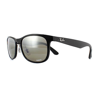 Ray-Ban Sunglasses RB4263 601 5J Black Grey Polarized Mirror Silver  Chromance 86fb3fe3c63c