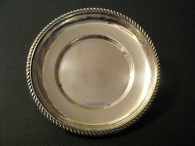 Mappin And Webb Ltd Silver Plated Dish.