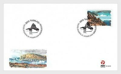 Groenland / Greenland - Postfris / MNH - FDC Arctic Deserts 2019