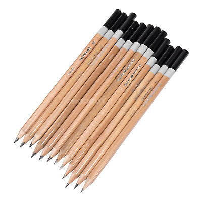 Daler-Rowney Pack of 12 Graphite Sketching Pencils Mixed Tone Shades Adults Art