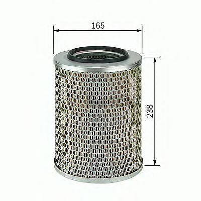 Bosch Engine Air Filter Air Element Oe Quality Replacement 1457429944