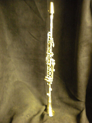 The Pedler Premiere Metal Model Clarinet (Elkhart, Ind.) S#8565 As Is