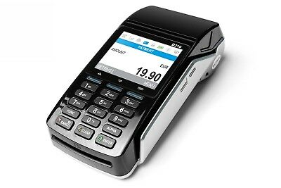 Wireless POS Credit Card Machine With Free Unlimited Data And Instant Settlement