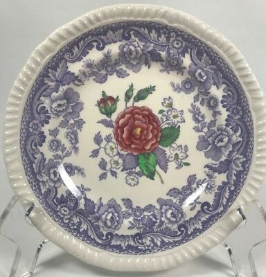"PV02955 Old Mark Copeland Spode MAYFLOWER 6 1/2"" Bread Plate"