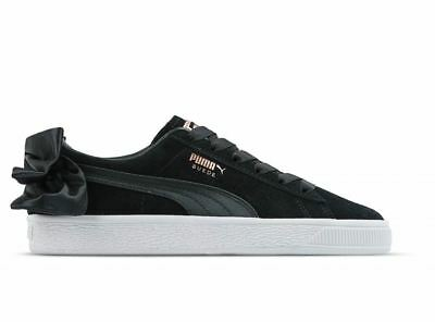 PUMA SUEDE BOW 367317 04 Womens Trainers~RRP £70~Sizes UK 3 to 7.5