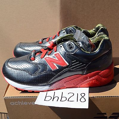 New Balance Undefeated X Stussy X Hectic MT580 Gunmetal Size 10.5 DS NEW  Undftd a46d88db0