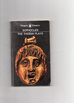 Sophocles: The Theban Plays: King Oedipus/O... by Sophocles & Watling  Paperback