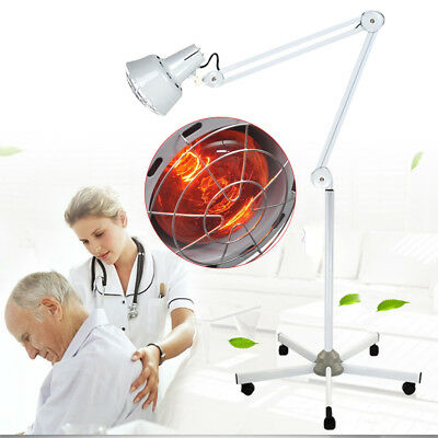 275W Infrared Floor Lamp Heat Therapy Sports Muscle Pain Relief Health Care