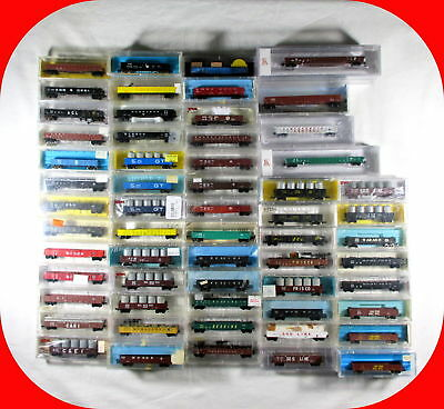 N Scale Atlas, Micro Trains MTL... Gondola Car Variety Lot / Combined Shipping