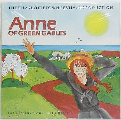 ANNE OF GREEN GABLES LP Charlottetown Festival Cast 1984 SEALED Elizabeth Mawson