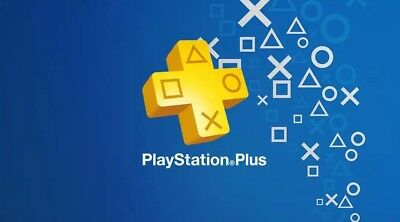 Playstation Sony PS Plus 1 Month No codePS4/PS3/PS VITA