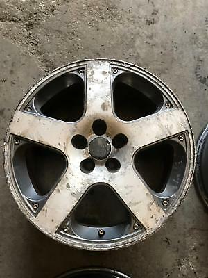 Genuine Vw Golf Mk4 Santa Monica 17 Wheels Bora