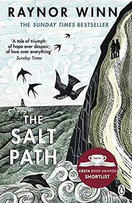 The Salt Path: The Sunday Times bestseller sho by Raynor Winn New Paperback Book
