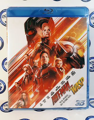 Ant-Man and the Wasp Blu-ray 3D/2D (1disc set) Region All